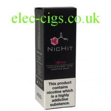 10 ML Nicotine Shot
