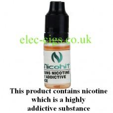 Nicohit Absinthe E-Liquid