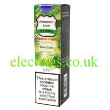 Amazonia 10 ML E-Liquid: Blue Slush