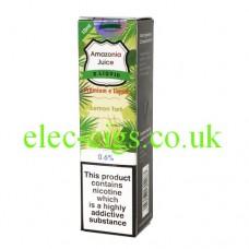 Amazonia 10 ML E-Liquid: Lemon Tart