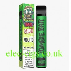 Zombie Bar 600 PuffMojito. From only £3.90