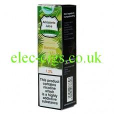 Amazonia 10 ML E-Liquid: Banana