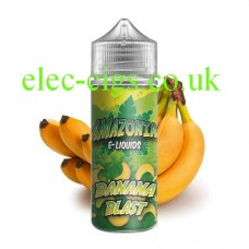 Banana Blast 100 ML Amazonia E-Liquid
