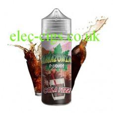 Cola Fizz 100 ML Amazonia E-Liquid