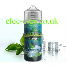 Menthol 100 ML Amazonia E-Liquid