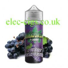 Purple Grape Soda 100 ML Amazonia E-Liquid