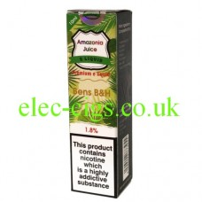 Amazonia 10 ML E-Liquid: Bensons