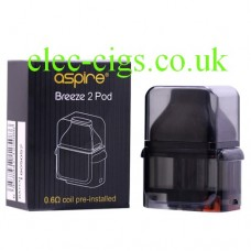Aspire Breeze 2 AIO Spare/Replacement Pod