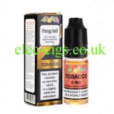 Tobacco 10 ML E-Liquid from Aulola