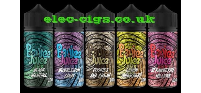 Boujee Juice 100 ML E-Liquids