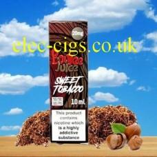 Sweet Tobacco 20 MG Nicotine Salt E-Liquid from Boujee Juice