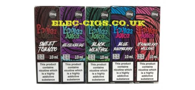 Boujee Juice 10 ML Nicotine Salts E-Liquid
