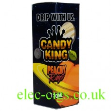 Peachy Rings 100 ML E-Juice by Candy King