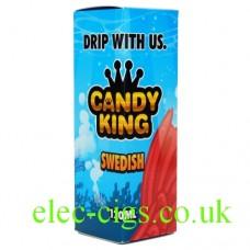Swedish 100 ML E-Juice by Candy King
