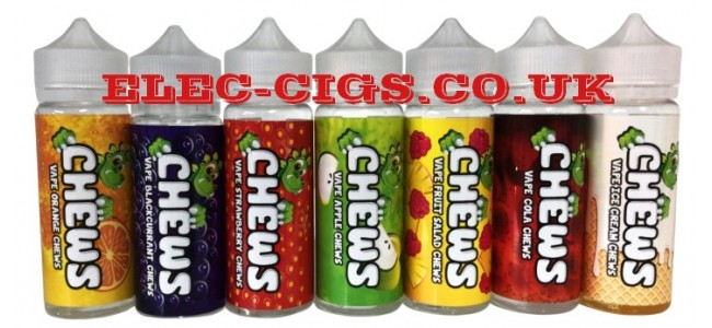 Chews Vapes 100 ML E-Liquids