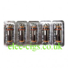 actual Cleito coils pack of 5
