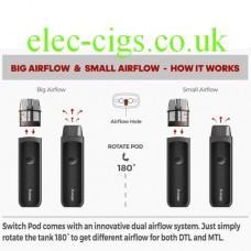 Debang Switch Pod Kit: The Best E-Cigarette Ever?