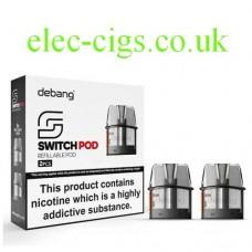 Debang Switch Pods (2 Pack)