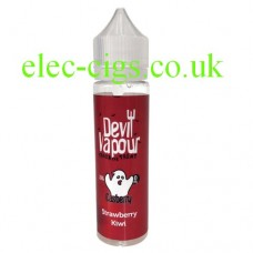 Devil Vapour Casberry (Strawberry) 50 ML E Juice