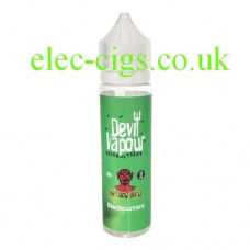 Devil Vapour Hellboy Bena (Blackcurrant) 50 ML E Juice