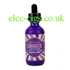 Blackberry Crumble 50 ML E-Liquid from Dinner Lady