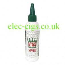 Cinnamon Apple 80 ML E-Liquid by Donut King
