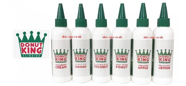 Donut King E-Liquids