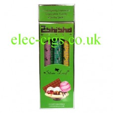 Silver Leaf E-Shisha 500 Puff Desserts Multipack