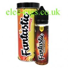 Orange 50 ML E-liquid from Fantastic Fruit Series