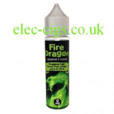 Dragons Lair 50 ML E-Liquid by Fire Dragon