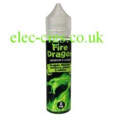 Dragon Warrior 50 ML E-Liquid by Fire Dragon