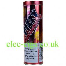 Fizzy Strawberry E-Juice 60 ML (6 x 10 ML) from Fizzy Juice