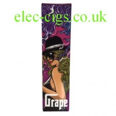 Grape from the Fogg Father Range of E-Liquids