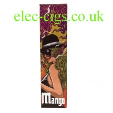 Mango from the Fogg Father Range of E-Liquids