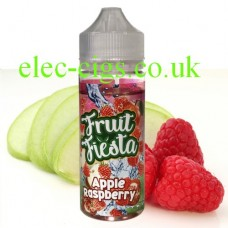 Apple Raspberry 100 ML E-liquid from Fruit Fiesta