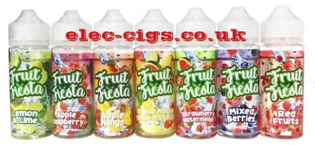 Fruit Fiesta 100 ML E-Liquids