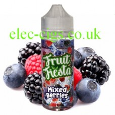 Mixed Berries 100 ML E-liquid from Fruit Fiesta