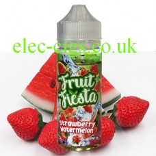 Strawberry and Watermelon 100 ML E-Liquid from Fruit Fiesta
