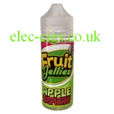 Apple Raspberry 100 ML E-Liquid by Fruit Jellies