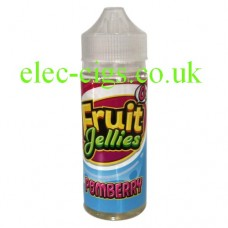 Pomberry 100 ML E-Liquid by Fruit Jellies