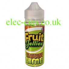 Tangerine Lime 100 ML E-Liquid by Fruit Jellies