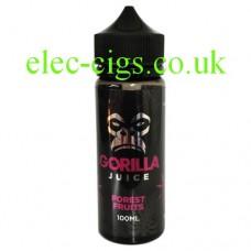 Forest Fruits 100 ML 70-30 E-Liquid by Gorilla Juice