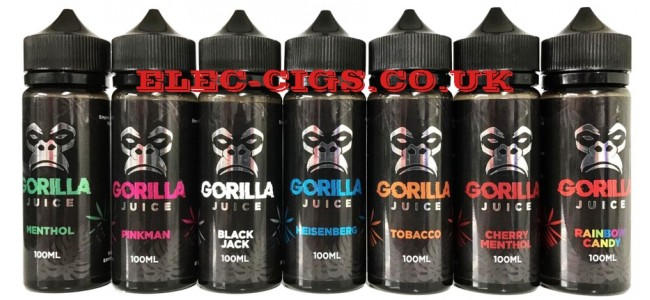 Gorilla Juice 100 ML E-Liquid