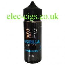 Heisenberg 100 ML 70-30 E-Liquid by Gorilla Juice