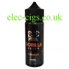 Tobacco 100 ML 70-30 E-Liquid by Gorilla Juice