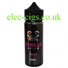 Vimio 100 ML 70-30 E-Liquid by Gorilla Juice