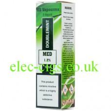 HS VapourMX Premium E-Liquid: Double Mint