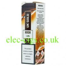 HS VapourMX Premium E-Liquid: Bensons