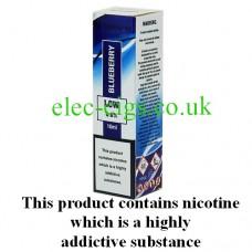 HS VapourMX Premium E-Liquid: Blueberry