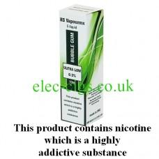 HS VapourMX Premium E-Liquid: Bubble Gum